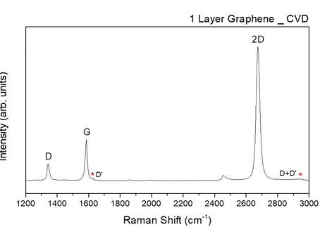 단층 그래핀/1 Layer Graphene _CVD