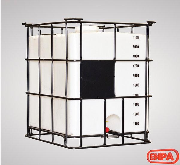 BIN 1000 lts con estructura (Densidad 1,2)