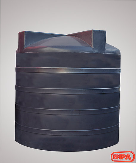 Tanque cilindrico 5000 Lts