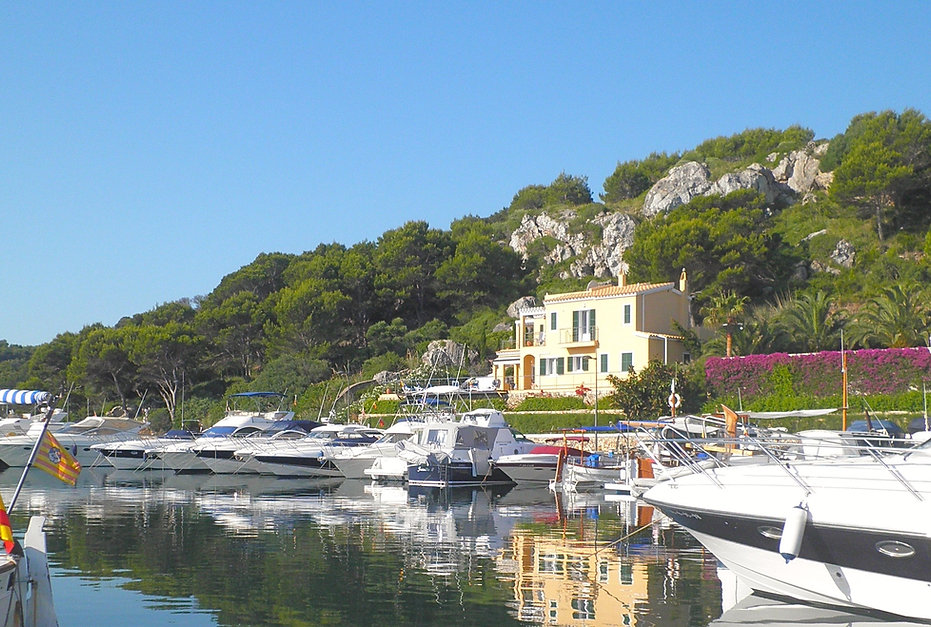 Stunning views over the Marina
