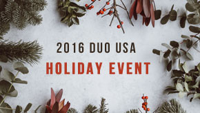 [DUO LA] 2016 Duo Holiday Event