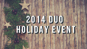 [LA DUO] 2014 Christmas Event