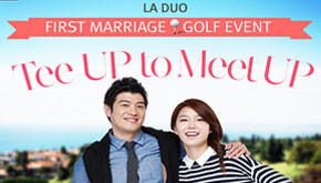 [LA First Marriage Golf Event] Tee UP to Meet UP