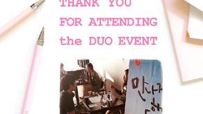 2020 Duo 발렌타인 이벤트 후기