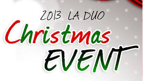 [LA DUO] Christmas Event