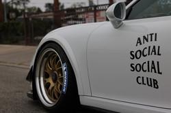 Anti Social Social Club Porsche