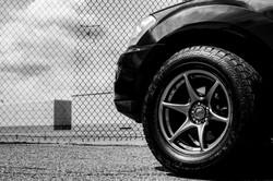 Kansei Tandem Wheels