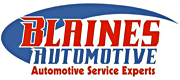 Blaines Automotive Logo