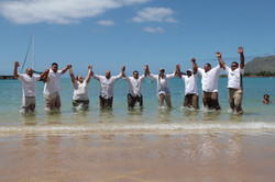 Water Baptism March 2017