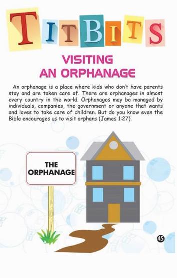 Titbits: Visiting An Orphanage