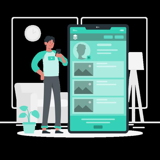 Mobile app in PickSpace property management software .png