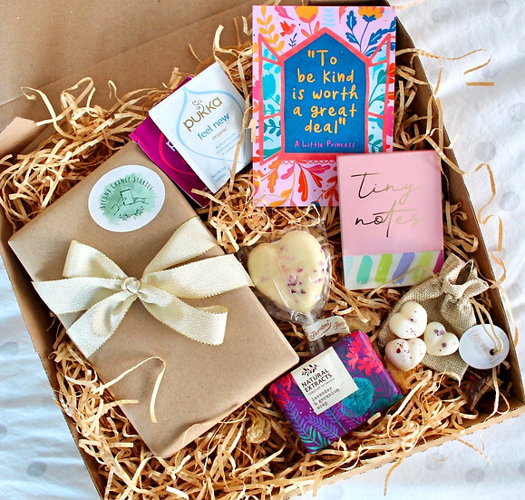The Book Lover's Box