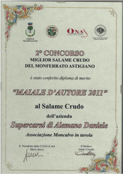 2^ edizione ONAS 2011