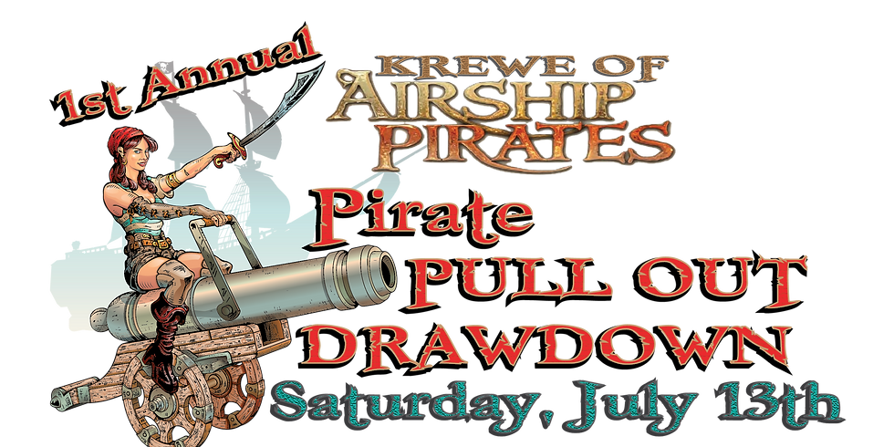 Pirate Pull Out Drawdown