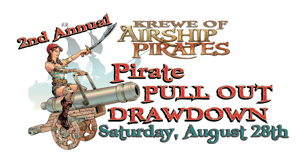 2nd Annual Pirate PullOut Drawdown