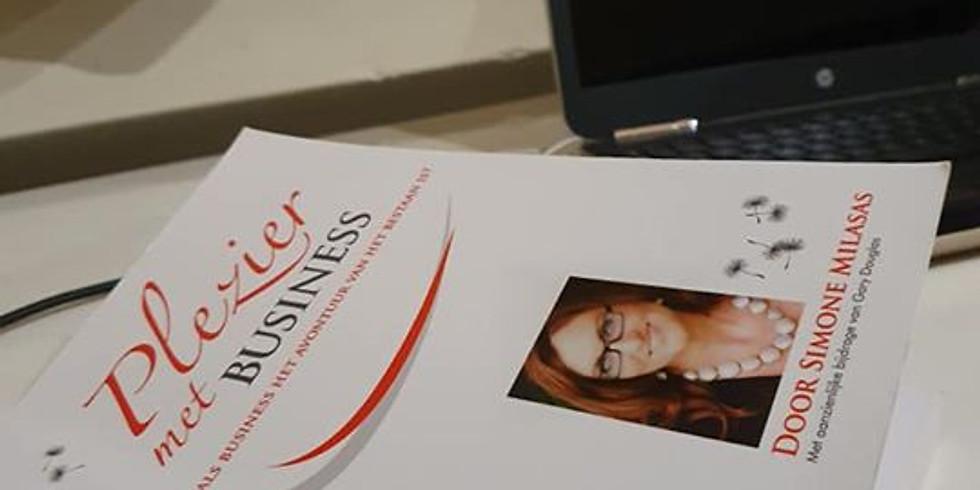 Business vanuit het Hart, een Joy of Business online call
