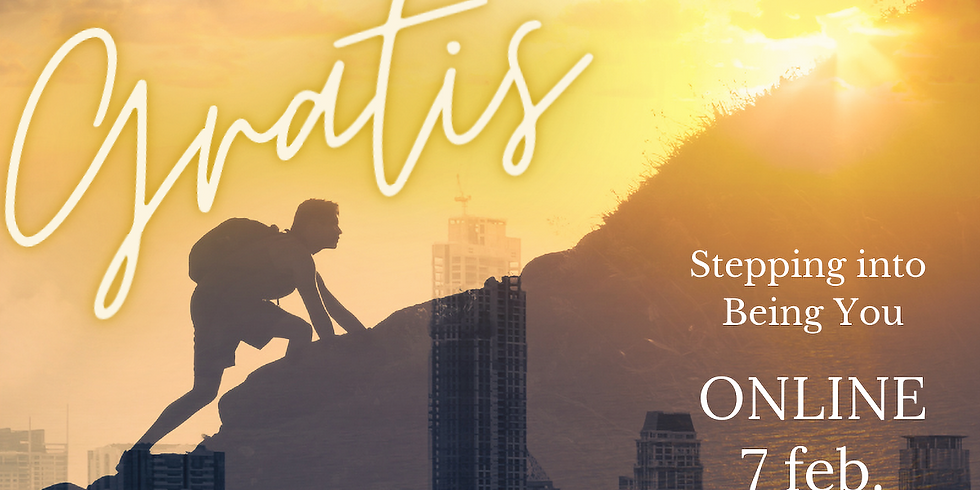 Gratis Stepping into Being You
