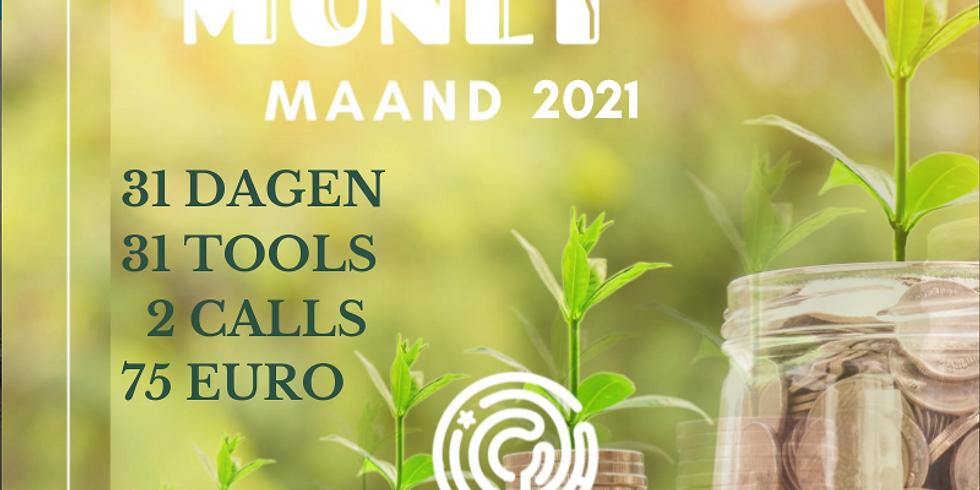 Mei Money Maand 2021 Pakket: Zilver