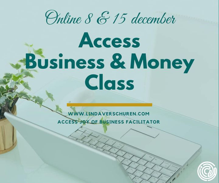 access business and money class online met linda verschuren