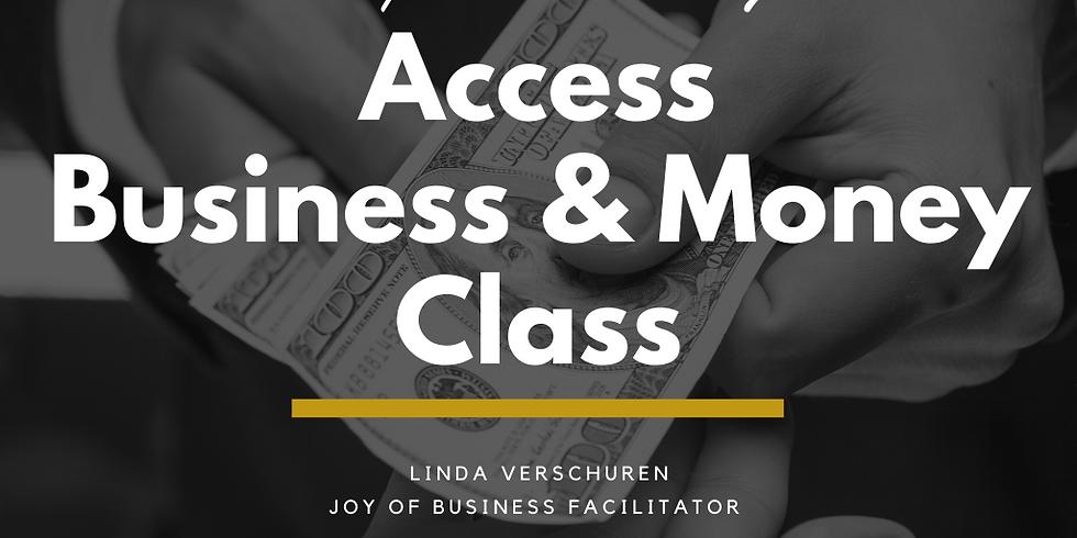 Access Business & Money Class