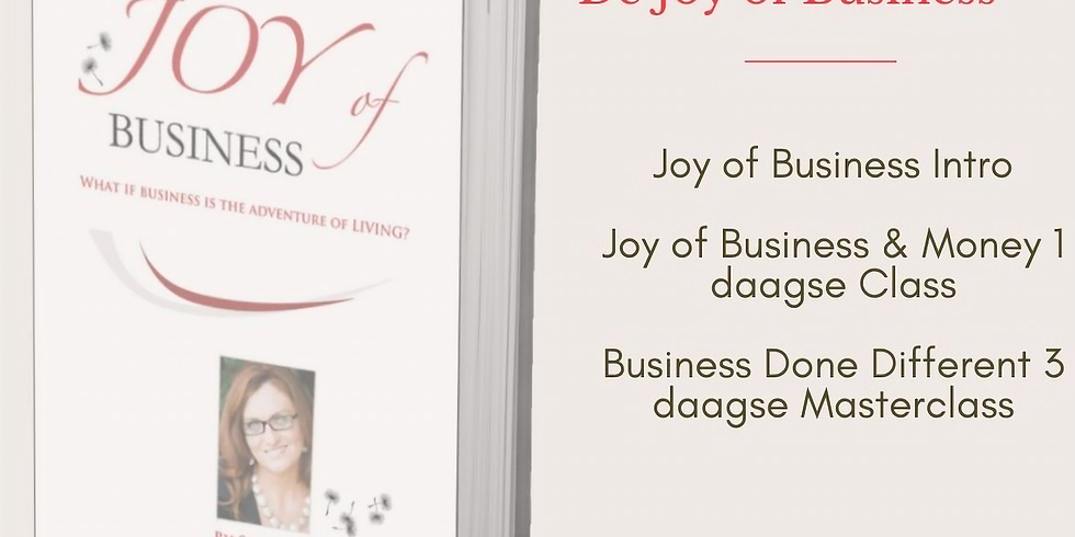 Joy of Business Intro Call