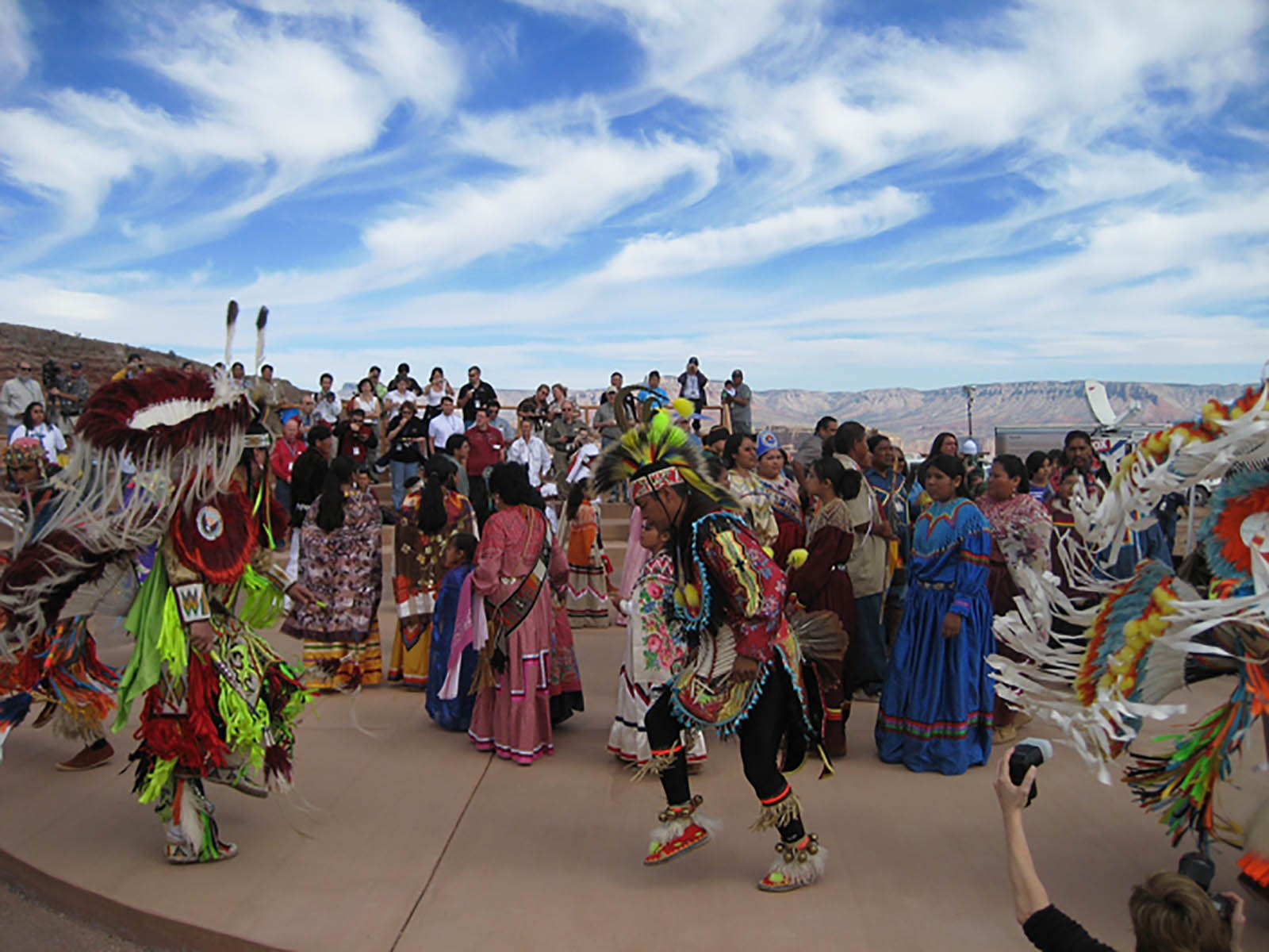 Hualapai Dance at Grand Canyon West