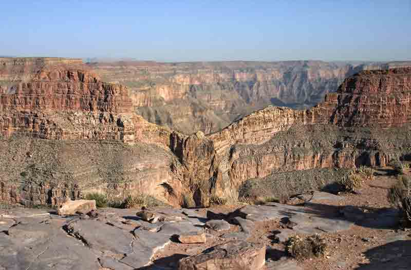 Grand Canyon West, Eagle Point
