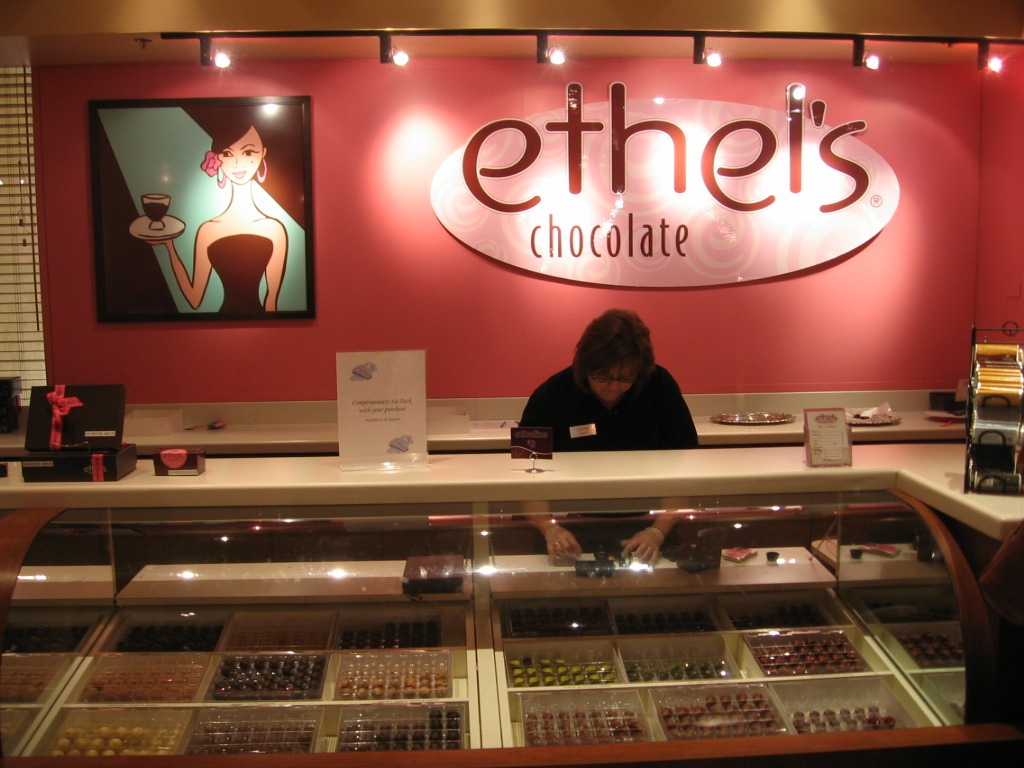 Ethel M chocolate Las Vegas