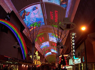 Fremont-Street-Experience-Happy-Holidays