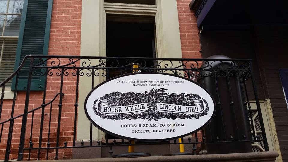 Fords Theater in Washington DC