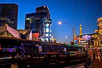 Трансферы в Лас-Вегасе