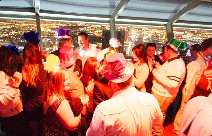 New Year in Las Vegas