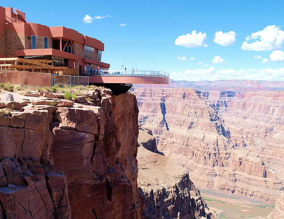 Grand Canyon West Skywalk