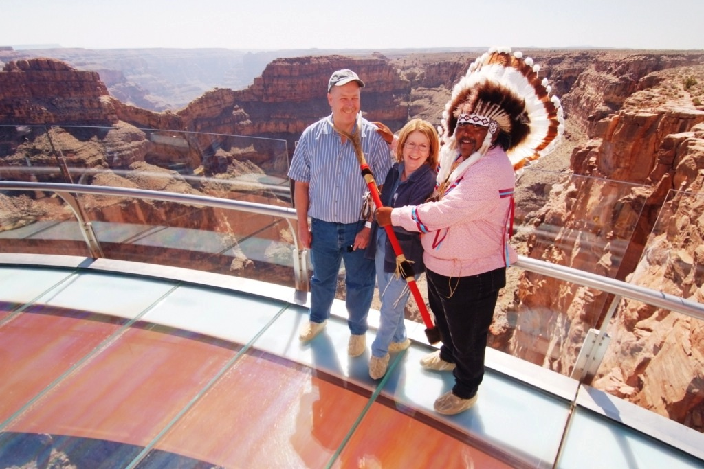 Grand Canyon West Rim, Skywalk