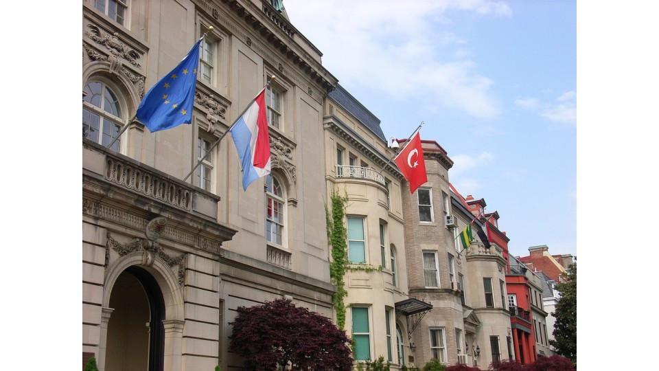 World Embassy Tour
