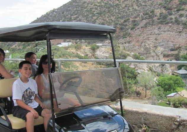 BIsbee Cart Tours