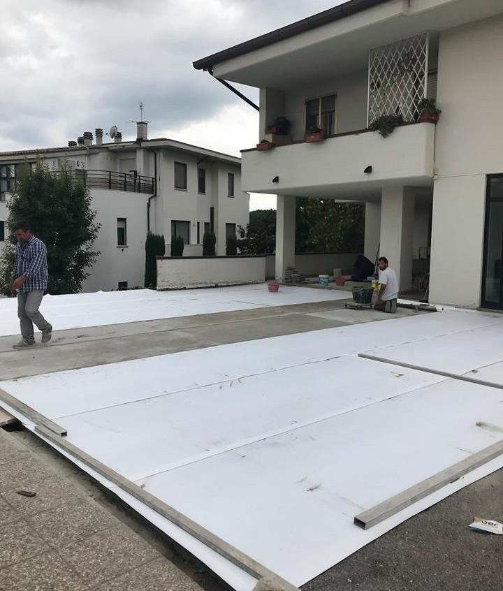 Impermeabilizzazione Lastrico Solare