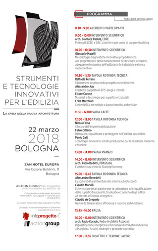 GEODRY protagonista a Bologna