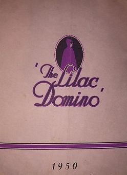 The Lilac Domino