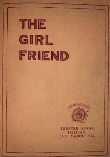 The Girl Friend