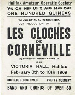 Les Cloche De Cornville