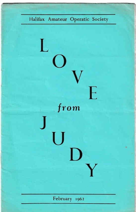 Love From Judy