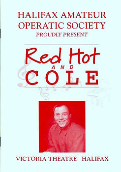 Red Hot and Cole