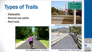 FHWA Pedestrian and Bicycle Transportation University Course