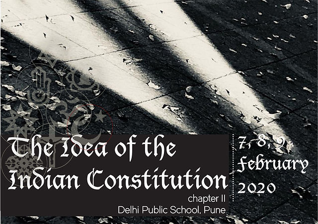 The Idea of the Indian Constitution chapter II, Pune