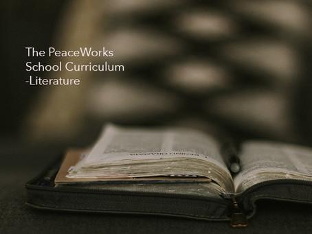 The PeaceWorks School Curriculum-Literature