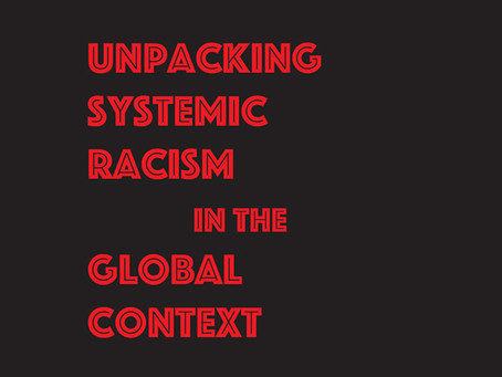 Unpacking Systemic Racism