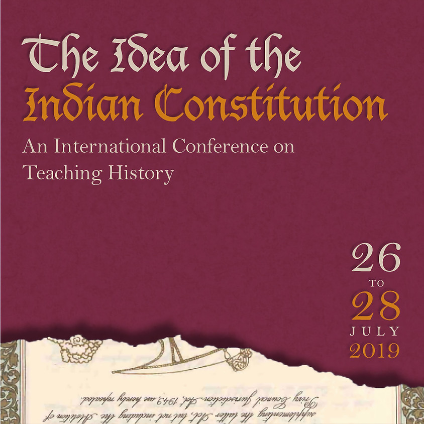The Idea of the Indian Constitution