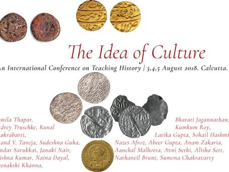 The Idea of Culture