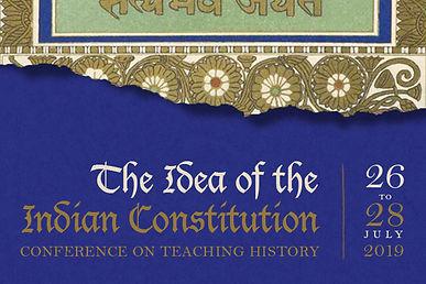 The Idea of the Indian Constitution, Calcutta
